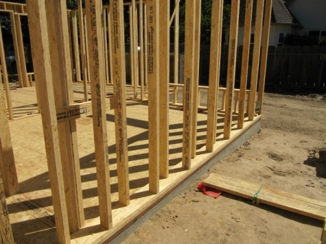 Staggered Stud Advanced Framing